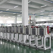 Breaker production line